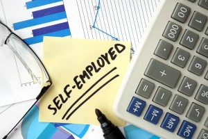 Are you a self-employed worker?