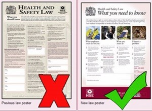 New Health & Safety Law Poster